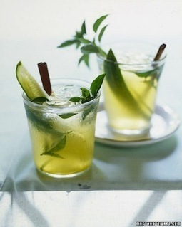 10 Best :: Garden-Grown Cocktails | Camille Styles | thinking about food | Scoop.it