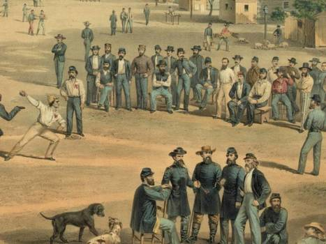 What Your Favorite Sport Looked Like When It Was Invented | TJMS United States History | Scoop.it