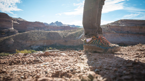 How to Choose the Right Hiking Shoes & Backpacking Boots | Marketing Objectives | Scoop.it