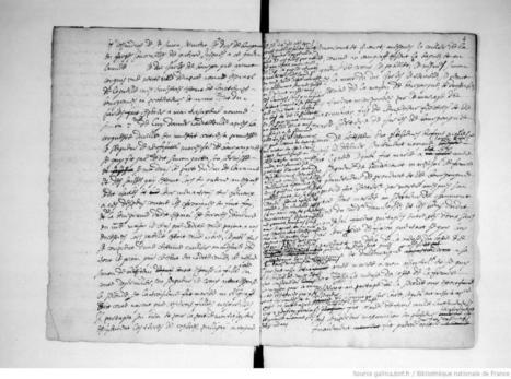 Comment utiliser les Mémoires d'Ancien Régime ? | Faire de l'histoire 2.0 | Scoop.it