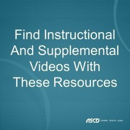 Where to Find Good Educational Videos   Digital and Media Literacy   Scoop.it