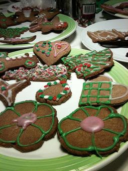 Gingerbread peyote cookies | Ethnobotany in the US Mid Atlantic | Scoop.it