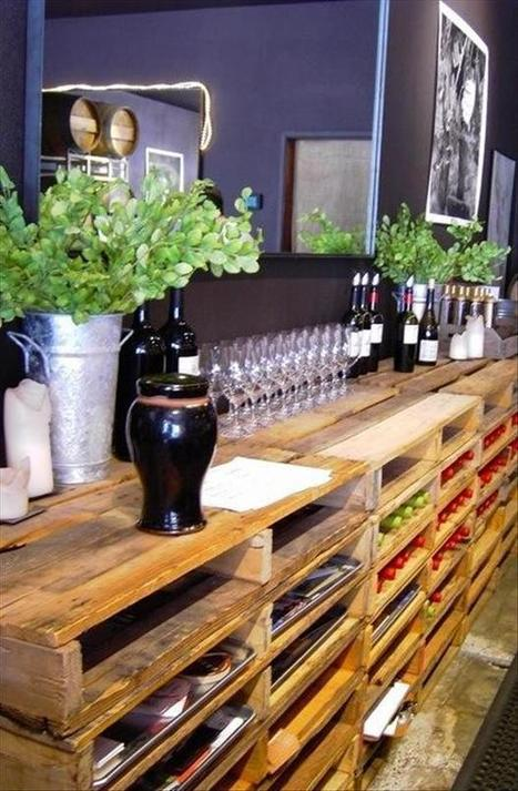 35 Amazing Uses For Old Pallets   What Surrounds You   Scoop.it
