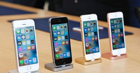 The iPhone SE is a powerful little blast from the past | Apple in Business | Scoop.it