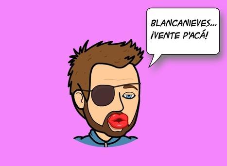 Los displays de 7 segmentos y Blancanieves - Rufián en la Red | Teknologia Hezkuntzan | Scoop.it