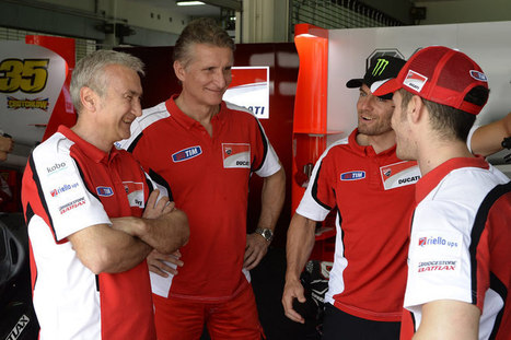 Ducati: the Factory are the exceptions, not us | Ductalk Ducati News | Scoop.it