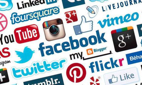 Tous les chiffres et statistiques que vous devez savoir sur les 10 plus grands réseaux sociaux du monde   brave new world   Scoop.it