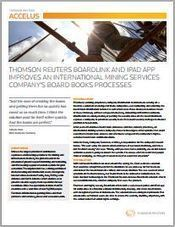 How Secure Is Your Board's Information Workflow? | Thomson Reuters Accelus | Scoop.it
