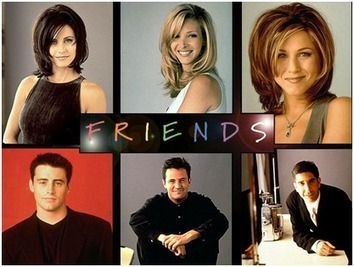Friends online free