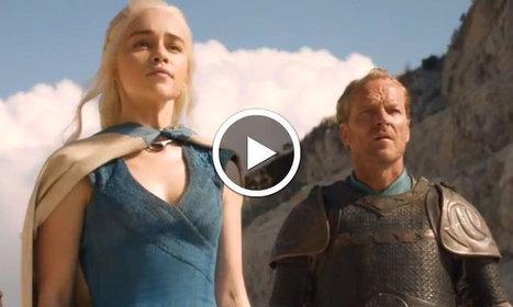 Game Of Thrones dévoile sa quatrième saison à travers une bande-annonce épique | Paris-Confidential | Scoop.it