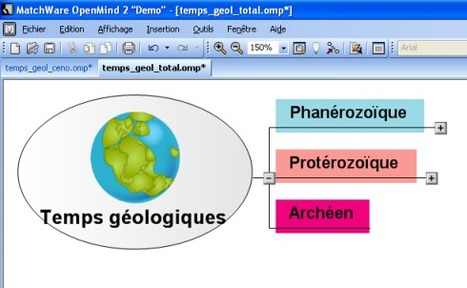 Utiliser un logiciel de carte heuristique (Service web S.V.T. de l'Académie de Créteil) | Apprendre à apprendre | Scoop.it