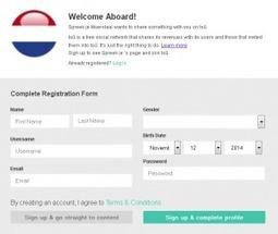 Tsū basis - de eerste stappen op het netwerk van Tsū - Tsū Nederland | 3tags | Scoop.it