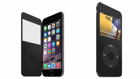 Apple, Please Make This iPod Classic Cover A Reality | Bring back UK Design & Technology | Scoop.it