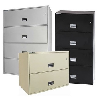 How To Choose The Right Filing Cabinets For Your Office ... | Filing and Office Organisation | Scoop.it