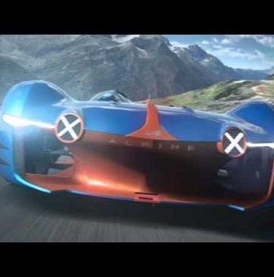 Jeux video: Alpine Vision Gran Turismo le film d'animation pour les 60 ans de #Alpine ! - Cotentin webradio actu buzz jeux video musique electro  webradio en live ! | cotentin-webradio jeux video (XBOX360,PS3,WII U,PSP,PC) | Scoop.it