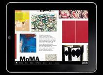 MoMA Puts Pollock, Rothko & de Kooning on Your iPad | Bon APPétit! | Scoop.it