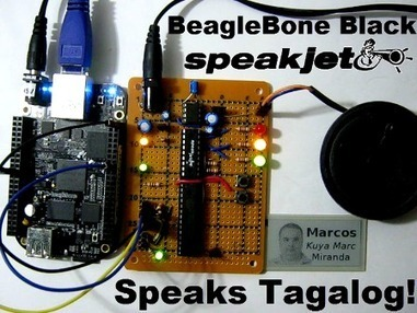 SpeakJet: Tagalog-speaking BeagleBone Black written in Python - | Web Design in San Diego | Scoop.it