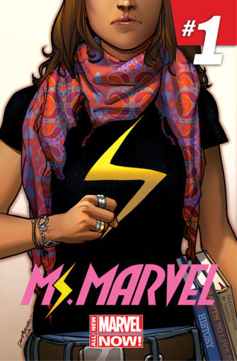 Can It Be True? Marvel and DC Announce Two New Female Superheroes   Bitch Media   Geek out   Scoop.it