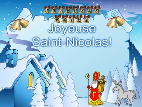 Une surprise de la part de Saint Nicolas! | Français Langue étrangère | Scoop.it