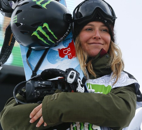 Zen And The Art Of Snowboarding: Jamie Anderson Goes To Sochi | Making Peace With Your Emotions | Scoop.it