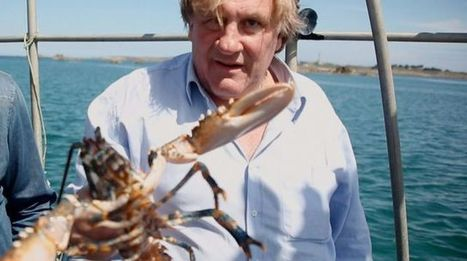 Gérard Depardieu, l'outre-mangeur   Food & chefs   Scoop.it