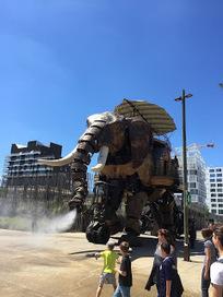 Les Machines de l'Île | Nantes, Take the journey ! | Scoop.it