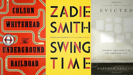 "The 20 Best Books of 2016, According to 36 ""Best of"" Lists 