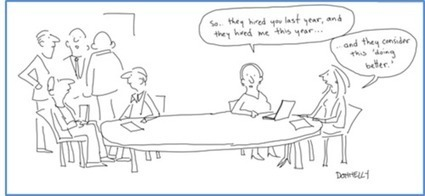The Art of Storytelling - 7 Lessons From Cartoonist Liza Donnelly | Visioni e Linguaggi | Scoop.it