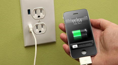 How USB charging works, or how to avoid blowing up your smartphone | ExtremeTech | GeekThis | Scoop.it