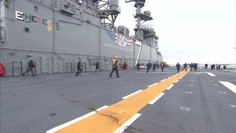 How the [US] Navy avoids norovirus | Virology News | Scoop.it
