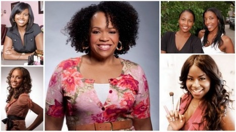 Beauty and Brains: Black Female Entrepreneurs Behind Million ... | Shalini's World | Scoop.it