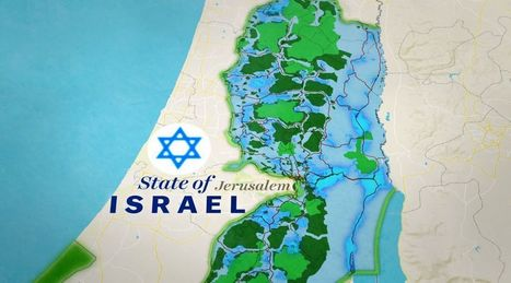Israeli settlements, explained in 8 minutes | AP HUMAN GEOGRAPHY DIGITAL  STUDY: MIKE BUSARELLO | Scoop.it
