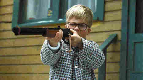 Eyeing That BB Gun For Christmas? Don't Go There, Doctors Say | Eastside Optometric | Scoop.it