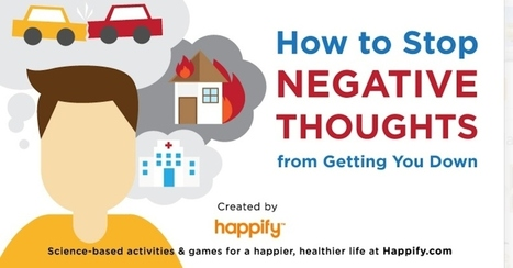 How To Stop Negative Thoughts From Getting You Down | Funteresting Stuff | Scoop.it