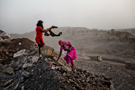 On Burning Ground: The Human Cost of India's Push to Produce More Coal | Sustainable imagination | Scoop.it