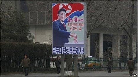 North Koreans vote in elections | KochAPGeography | Scoop.it