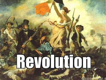 """What is the """"Revolution,"""" and what does it mean? 