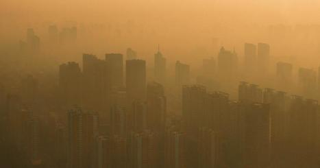Time-Lapse: 72 Hours of Air Pollution in Shijiazhuang | Zero Waste Europe | Scoop.it