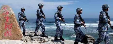 En mer de Chine, le tournant de la militarisation - avec Sébastien Colin (CEFC) - Le Temps | ifre | Scoop.it