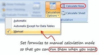 Top 10 Tips & Best Practices to Optimize, Speed-up Excel Formulas | Time to Learn | Scoop.it