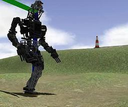 Members of Top Nine Software Teams Move Forward from DARPA's Virtual ... - Space Daily | Exoskeleton Systems | Scoop.it