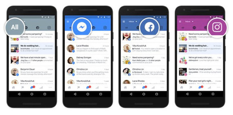 Facebook Launches a Unified Inbox for Business on Facebook, Messenger, andInstagram   TechCrunch   SocialMoMojo Web   Scoop.it