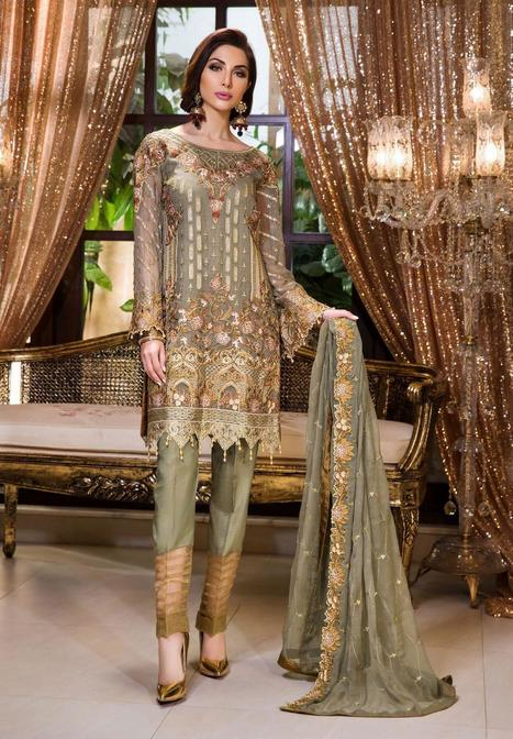 Fashion Designer Dress In Pakistani Dresses Scoop It