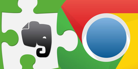 Evernote Web Clipper 6 for Chrome Brings Markup, Reminders, New Design & More | Cartes mentales et heuristiques | Scoop.it