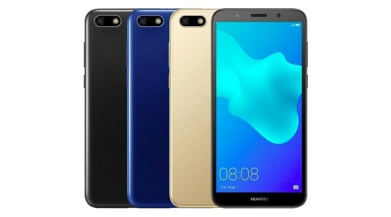 2e65353ec04 Huawei Y5 Prime 2018: Full Specs, Price, Featur...