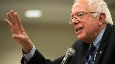 Bernie Sanders' take on organized labor | The Heralding | Current Politics | Scoop.it