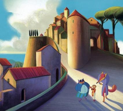 GLENVILLE: Monti e Pinocchi, da Disney a D'Alò | DailyComics | Scoop.it