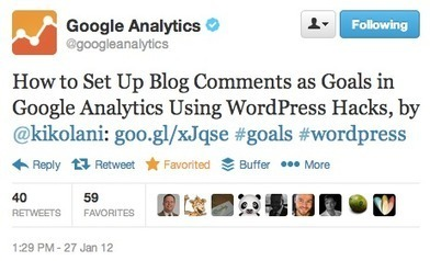 How to Get Testimonials Using Twitter for Social Proof | SEO, SEM and SMO for all | Scoop.it