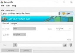 Convertilla: une bonne solution de conversion audio et vidéo pour windows – Le coutelas de Ticeman   le foyer de Ticeman   Scoop.it