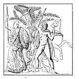 Major Figures in the Twentieth Book of theIliad | Classical Geek | Scoop.it
